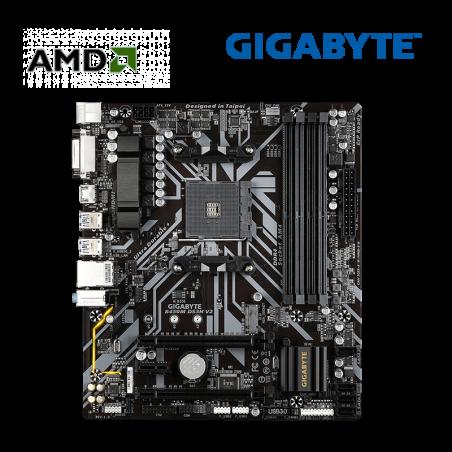 PLACA AMD GIGABYTE B450M...