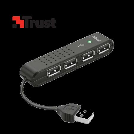 HUB USB TRUST VECCO USB 2.0...