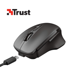 MOUSE WIRELESS TRUST THEMO...