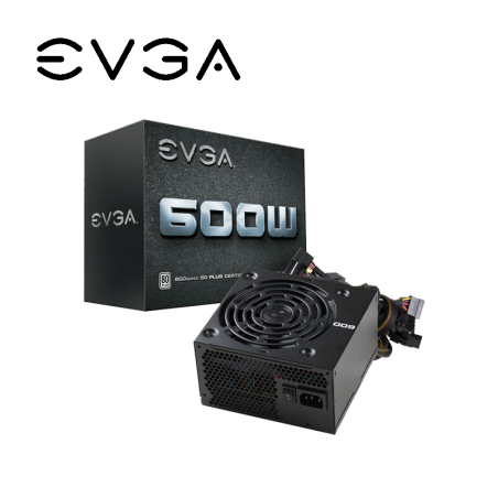 FUENTE 600W EVGA (...