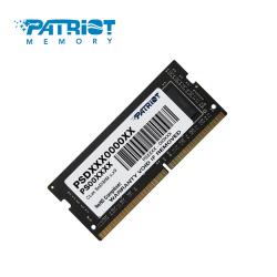 MEMORIA SODIM DDR4 PATRIOT...