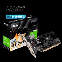 VIDEO NVIDIA MSI GT710 2GB...