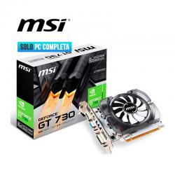 VIDEO NVIDIA MSI GT730 2GB...
