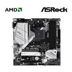 PLACA AMD ASROCK B550M PRO4...