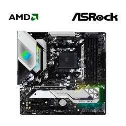 PLACA AMD ASROCK B550M...